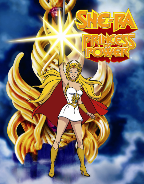 For the Honor of GraySkull, I am She-Ra!